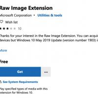 """482bf27ee1 Ειδική """"επέκταση"""" για RAW αρχεία ..."""