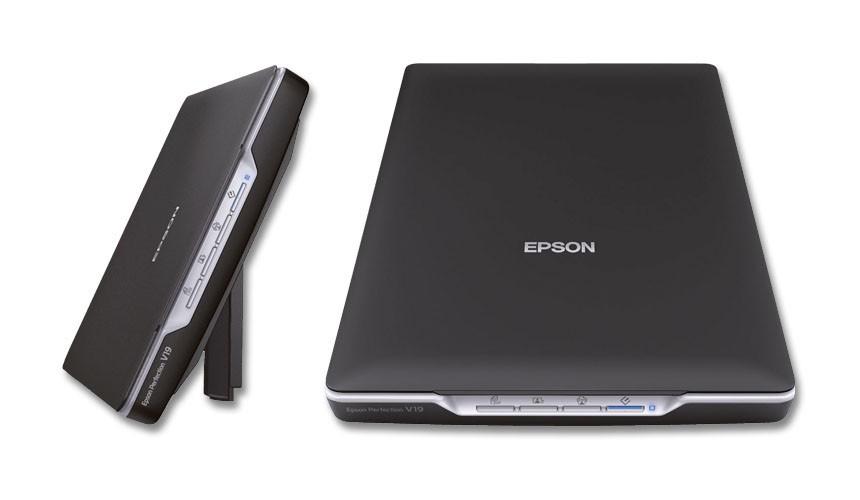 Εpson Perfection V19. Ο βενιαμίν της γκάμας scanner Εpson