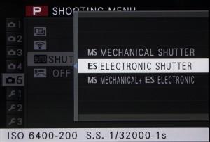 fuji_x70_electronic-shutter-menu