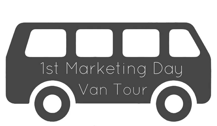 Marketing Van Tour με τον Χρήστο Κοντσαλούδη