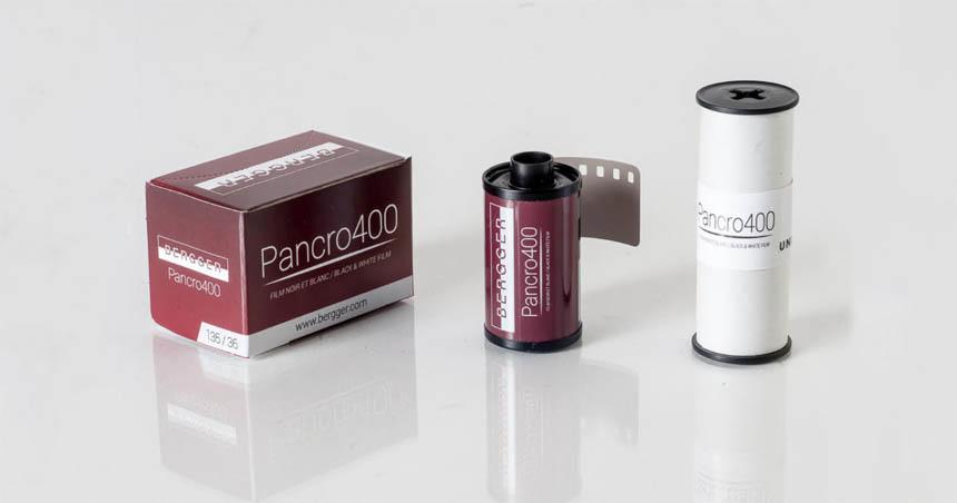 Bergger Pancro400: Ασπρόμαυρο φιλμ για όλα τα φορμά